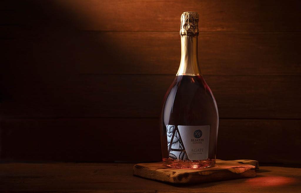 Fotografo per bottiglie di vino e bevande