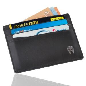 Porta carte di credito Spartano